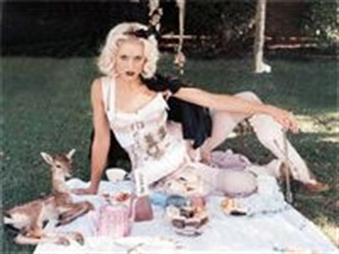 Rock chic bir stil ikonu: Gwen Stefani
